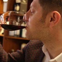 Esame gustativo del vino