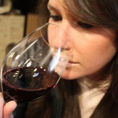 Esame olfattivo del vino