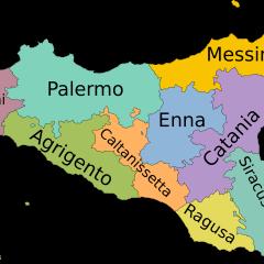 I vitigni autoctoni siciliani
